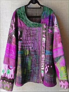 Women Plus Size U-neck Abstract Blouses Boho Ethnic Style Tops Long Sleeve Casual Colorful Top Shirt Ethnic Fashion, Look Fashion, Unique Fashion, Casual Tops For Women, Blouses For Women, Frauen In High Heels, Mode Boho, Mode Outfits, Plus Size Blouses