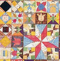 """Barbara Brackman's MATERIAL CULTURE: """"OLDEST KNOWN QUILT"""" REDUCED BY MILLIONS"""