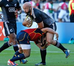 DJ Forbes, great 7s player