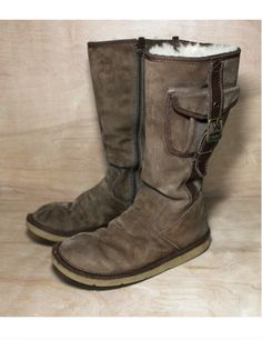 Ugg cargo boots <3