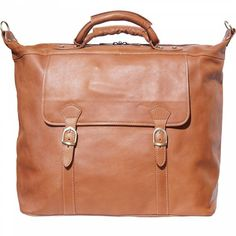Made In Tuscany Weekender Italian Leather Travel Bag Classic Leather, Italian Leather, Leather Handle, Tan Leather, Leather Store, Leather Duffle Bag, Weekend Travel Bag, Vegetable Tanned Leather, Fashion Bags