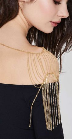 Shoulder chain