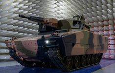 Military and Commercial Technology: Australian Lynx KF41 Infantry Fighting Vehicle unveiled for Land 400 Phase 3 program