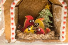 This is Christmas Birdsong, an entry in the adult division by Amy Gardiner.