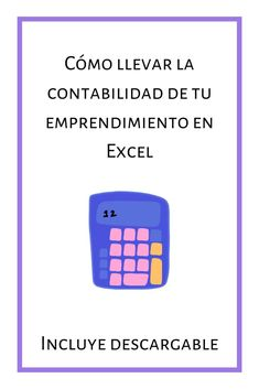 Basic accounting in Excel for entrepreneurs – Modern Business Planning, Business Tips, Programa Excel, Bussines Ideas, Entrepreneur, Accounting And Finance, You Better Work, Financial Tips, Business Inspiration