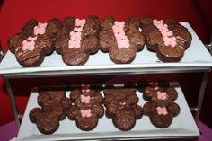 Minnie mouse dessert