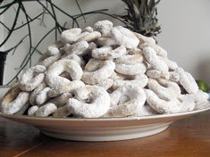 Czech Recipes, Cereal, Stuffed Mushrooms, Food And Drink, Cookies, Vegetables, Breakfast, Cake, Desserts