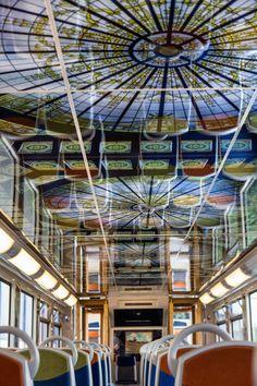 這台列車很印象派!巴黎鐵路公司送給顧客的藝術之旅 | 大人物