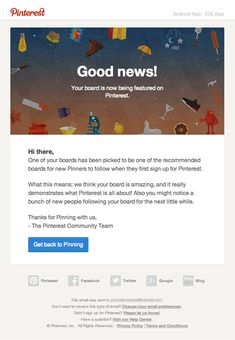 Notice-Email-Design-from-Pinterest