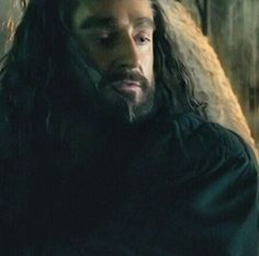 Richard as Thorin Oakenshield in The Hobbit movies