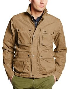 Fjallraven Mens Reporter Lite Jacket Sand XXLarge >>> Click image to review more details.