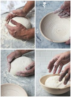 An easy no-knead bread and pizza dough recipe from The Wood Fired Enthusiast