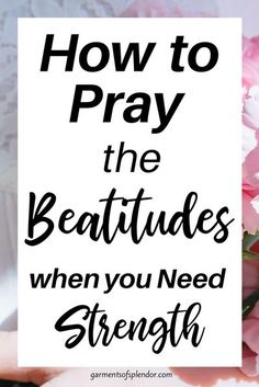 Prayer Scriptures, Prayer Quotes, Bible Quotes, Bible Verses, Scripture Reading, Scripture Cards, What Are The Beatitudes, Words Of Jesus, Prayer Board