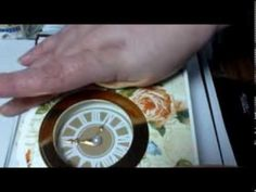 ▶ Vintage Uhr - YouTube