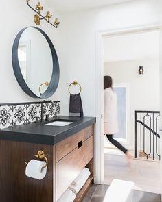 3 Bathroom Renovations in One Home in Calgary | Rue