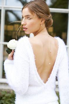 Gros Pull Mohair, Boho Stil, Gorgeous Women, Couture, Wedding Dresses, Collection, Marble, Women's Fashion, Art