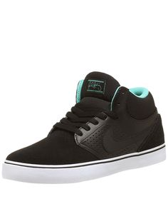 Nike P Rod 5 LR Mid Shoes in Black/Crystal Mint $84.99