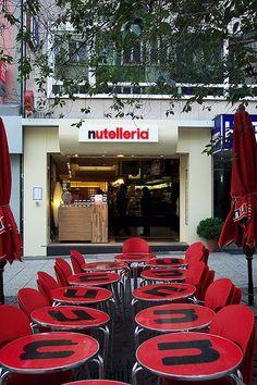 Nutelleria-Frankfurt | Flickr - Photo Sharing!