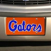 Gators Letters Tag