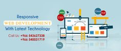Web design and development plays a vital role in boosting sales of the products and help you to grow your business.Aladinn Technology is pioneer Website Development Company in Jeddah which not only design also develop your website to get the maximum results. #web #development #Company