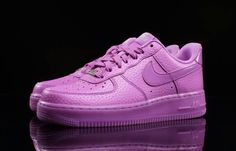Nike Air Force • lila • special