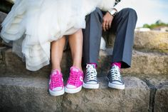 His n Hers Converse