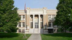 Custer County Courthouse - Broken Bow, Nebraska