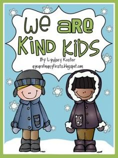 Free Packet: We Are Kind Kids {Random Acts of Kindness} - This an awesome freebie from: A Year of Many First - recommended by Charlotte's Clips http://pinterest.com/kindkids/