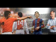 A Tribute to Johan Cruyff (1947-2016)