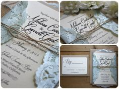 Rustic+//+Beach+Wedding+//+Burlap+&+Lace+by+RusticEleganceDesign,+$4.25