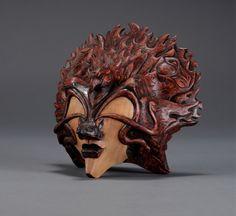 Derek Weidman Wood Sculpture