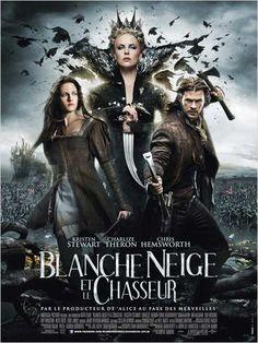 Blanche-Neige et le chasseur : on s'attendait à plus maléfique.... Charlize au top !