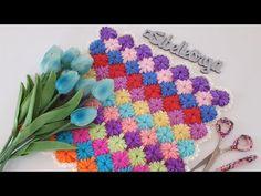 Bayram şekeri lif &battaniye ( babyblanket) - YouTube Crochet Patterns, Make It Yourself, Blanket, Youtube, Dots, Tejidos, Crochet Pattern, Blankets, Crochet Tutorials