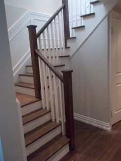 Oak Stairs (Anlif  Group Limited) Oak Stairs, Stair Case, Can Design, New Homes, Group, House, Home Decor, Homemade Home Decor, Home