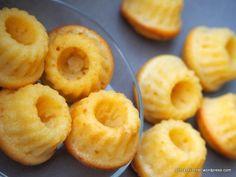 Kleine Erfrischung gefällig? Nimm einen Zitronen-Buttermilch-Gugl :-)