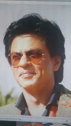 My favorite actor, SRK!!!!!