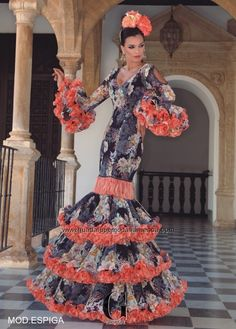 ESPIGA - Guadalupe Moda Flamenca