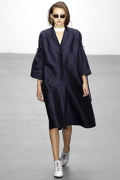 Eudon Choi Spring/Summer 2016 Ready-To-Wear London Fashion Week LFW SS16