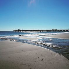 8 Piers for your pleasure await you in the Myrtle Beach, South Carolina area! (Photo via Instagram by @suan_jung) http://www.visitmyrtlebeach.com/things-to-do/fishing/8-piers-for-pleasure/
