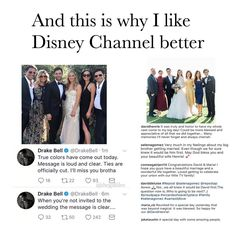 19 Hilarious Memes About The Drake And Josh Wedding Drama