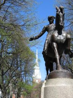 North End - Paul Revere