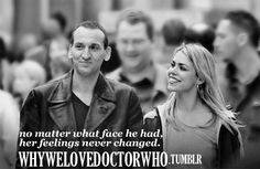 why we love doctor who...no matter who is playing the character...
