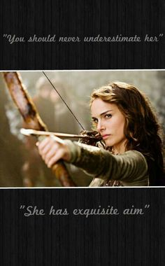 You shouldnt underestimate her, Evane nudged Bens shoulder, She has exquisite aim. Their glance spoke volumes, a life of words flashing before both of them in the moment. And Ben knew, somehow, that she wasnt only talking about the way the Genevieve could shoot a bow.