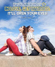 Blindly in Love?