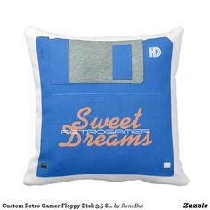 Custom Retro Gamer Floppy Disk 3.5 Sweet Dreams