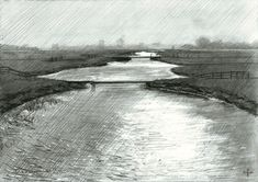 De Horsten - 02-07-15 Graphite on Canson Bristol paper (29.7 x 21 cm) (for sale) see more: www.corneakkers.com #art #arts #kunst #Corné #Corne #Akkers