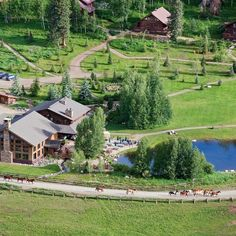 Vista Verde, Colorado, USA - Luxury dude ranch vacations~ ♥  Do a Dude Ranch vacation here or somewhere...