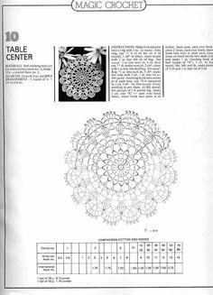 Magic Crochet nº 16 - leila tkd - Picasa Webalbums