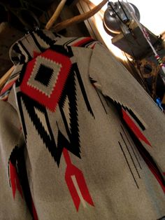 earth-spirit.com | PICKUP | VOL.305 ORIGINAL VINTAGE CHIMAYO JACKET BY EARTH SPIRIT