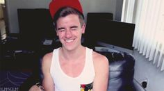 Connor Franta is the best ever, ok? Just sayin. I remember this video and it mad  me laugh so hard. <3 :)